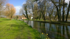 River Test - Whitchurch Fulling Mill